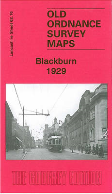 Blackburn 1929: Lancashire Sheet 62.16 (BOK)