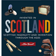 Invented in Scotland (BOK)