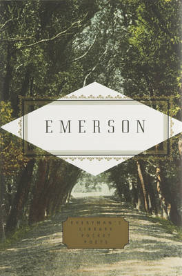 Emerson: Poems (BOK)