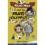 Hairy Mole the Pirate (BOK)