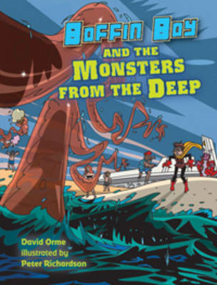 Boffin Boy and the Monsters from the Deep (BOK)