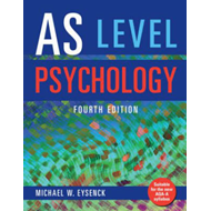 AS Level Psychology (BOK)