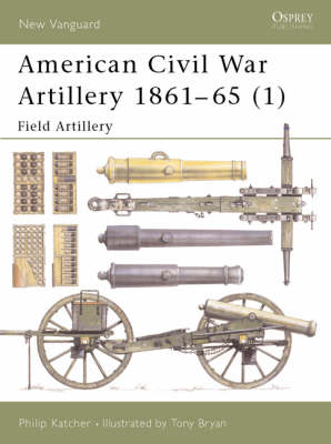American Civil War Artillery 1861-1865 (BOK)