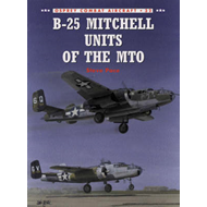 B-25 Mitchell Units of the MTO (BOK)