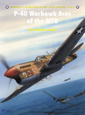 P-40 Warhawk Aces of the MTO (BOK)
