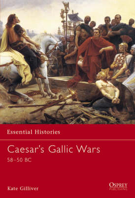 Caesar's Gallic Wars (BOK)