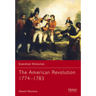 The American War of Independence 1774-1783 (BOK)