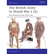 British Army in World War I (BOK)