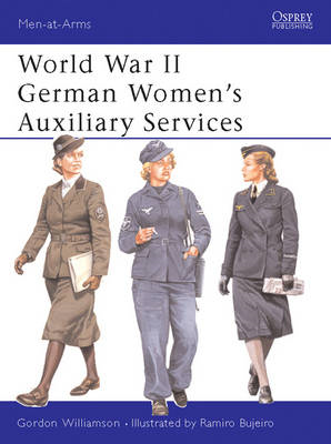 World War II German Women's Auxiliary Services (BOK)