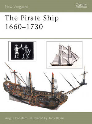 Pirate Ship 1660-1730 (BOK)