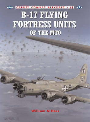 B-17 Flying Fortress of the MTO (BOK)