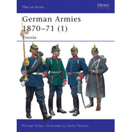 German Armies 1870-71 (BOK)