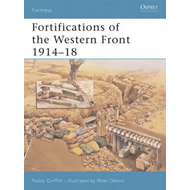 Fortifications of the Western Front 1914-18 (BOK)