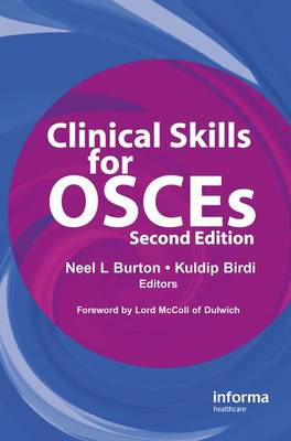 Clinical Skills for OSCE's (BOK)