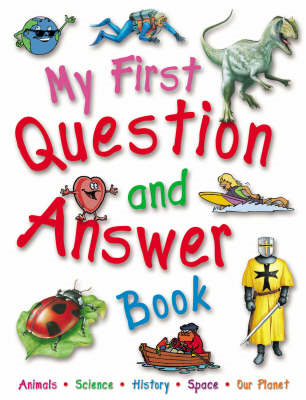 My First Question and Answer Book (BOK)