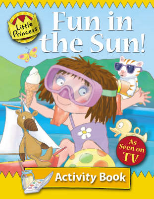 Fun in the Sun: Little Princess Activity Book (BOK)