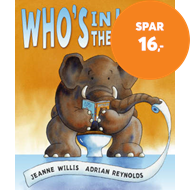 Produktbilde for Who's in the Loo? (BOK)