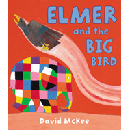 Elmer and the Big Bird (BOK)