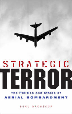 Strategic Terror: The Politics and Ethics of Aerial Bombardment (BOK)