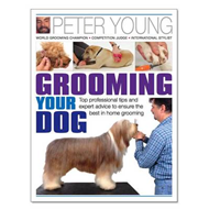 Grooming Your Dog (BOK)