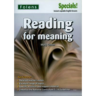 Secondary Specials!: English - Reading for Meaning (11-14) (BOK)