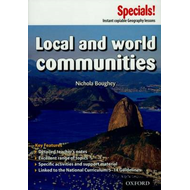Secondary Specials!: Geography- Local and World Communities (BOK)