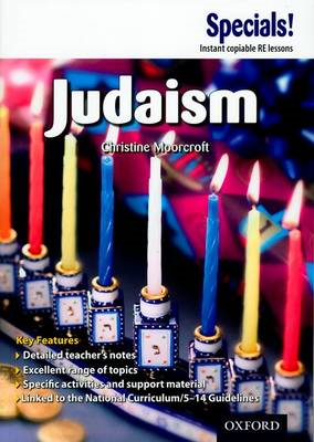 Secondary Specials!: RE - Judaism (BOK)