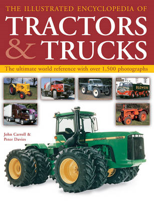 Illustrated Encyclopedia of Tractors & Trucks (BOK)