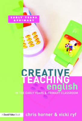 English in the Early Years and Primary Classroom (BOK)