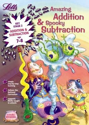 Amazing Addition and Spooky Subtraction Age 7-8 (BOK)