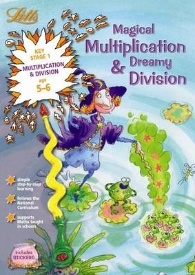 Magical Multiplication and Dreamy Division Age 5-6 (BOK)