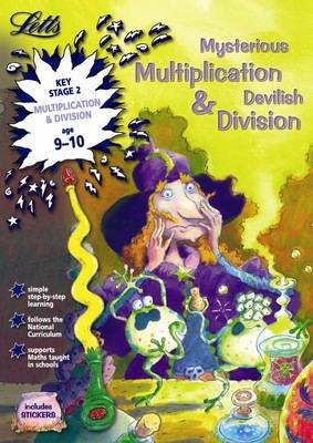 Mysterious Multiplication and Devilish Division Age 9-10 (BOK)