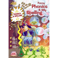 Funny Phonics and Silly Spelling Age 6-7 (BOK)