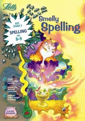Smelly Spelling Age 8-9 (BOK)