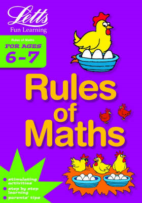Rules of Maths Age 6-7 (BOK)
