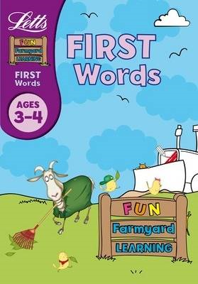 First Words Age 3-4 (BOK)