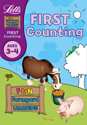First Counting Age 3-4 (BOK)