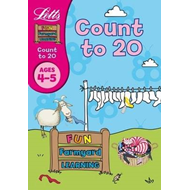 Count to 20 Age 4-5 (BOK)