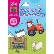 Add-Up and Take-Away Age 4-5 (BOK)