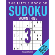 The Little Book of Sudoku 3: Over 200 Advanced Puzzles! (BOK)