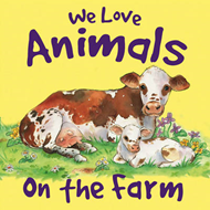We Love Animals on the Farm (BOK)