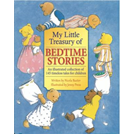 My Little Treasury of Bedtime Stories (BOK)