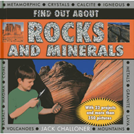 Find Out About Rocks and Minerals: With 23 Projects and More Than 350 Photographs (BOK)