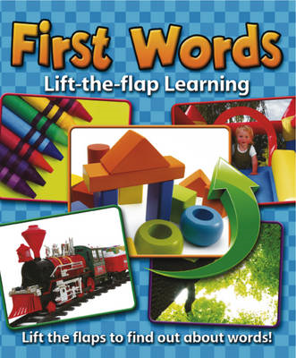 Lift-the-flap Learning: First Words (BOK)