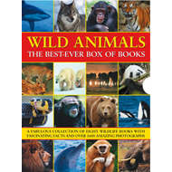 Wild Animals: The Best-ever Box of Books (BOK)