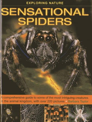 Exploring Nature: Sensational Spiders: A Comprehensive Guide to Some of the Most Intriguing Creature (BOK)
