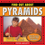 Find Out About Pyramids: with 20 Projects and More Than 250 Pictures (BOK)