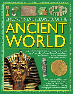 Children's Encyclopedia of the Ancient World (BOK)