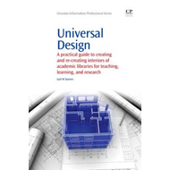 Universal Design: A Practical Guide to Creating and Re-creating Interiors of Academic Libraries for (BOK)