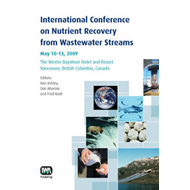International Conference on Nutrient Recovery from Wastewater Streams Vancouver, 2009 (BOK)